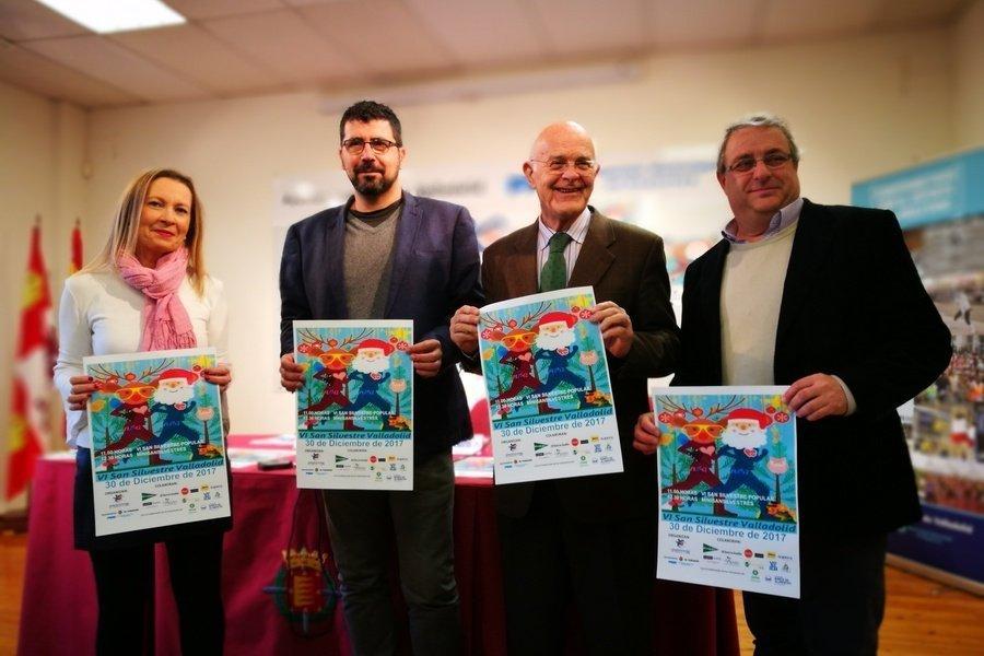 Más de mil niños correrán la Mini San Silvestre en la calle Miguel Ángel Blanco