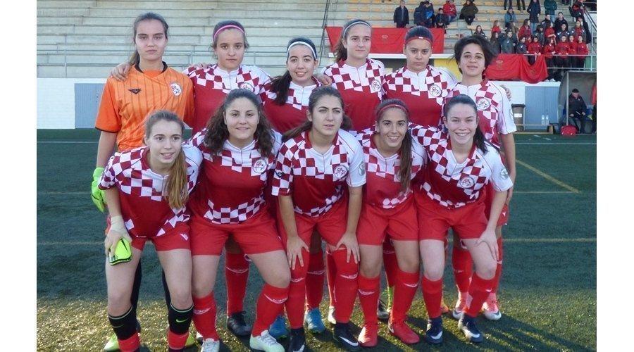 La selección Juvenil femenina de fútbol vence a Extremadura y Navarra y pasa de ronda en el Campeonato de España