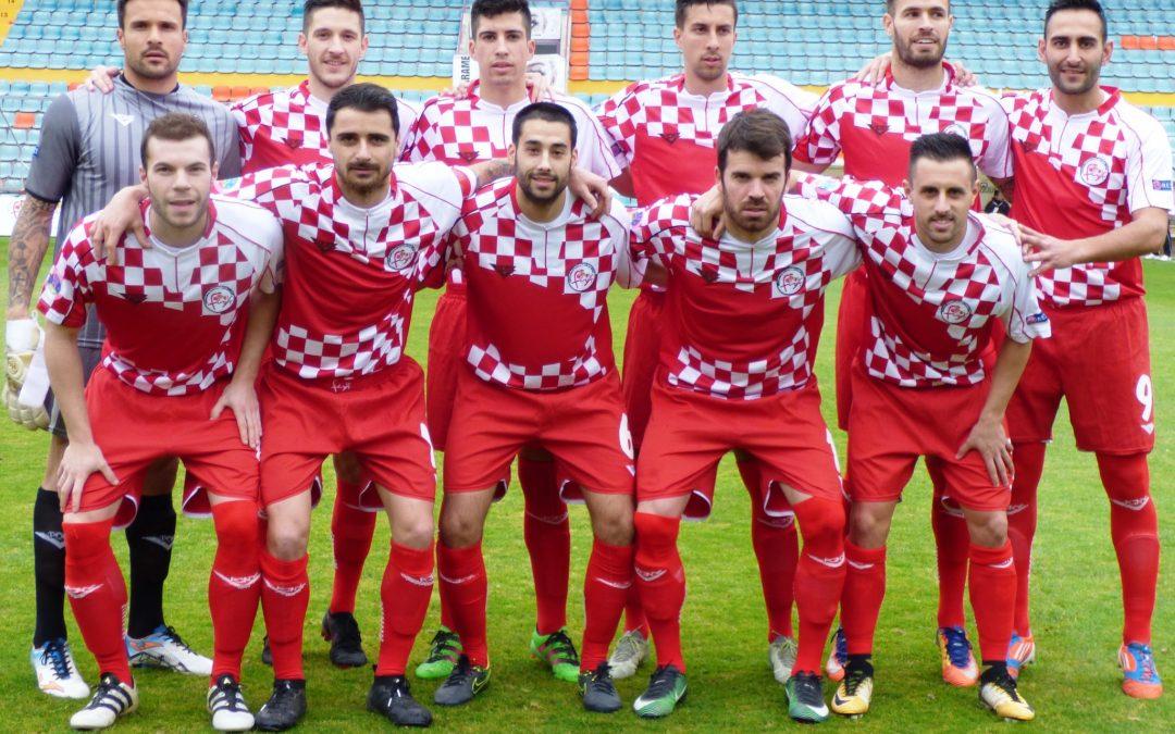 La selección de fútbol de Castilla y León acaba campeona de Grupo y se enfrentará a Cataluña en la siguiente fase