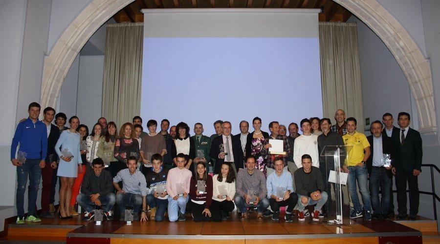 El Triatlón de Castilla y León se reúne en Burgos, en la Gala anual, para celebrar los éxitos de 2017
