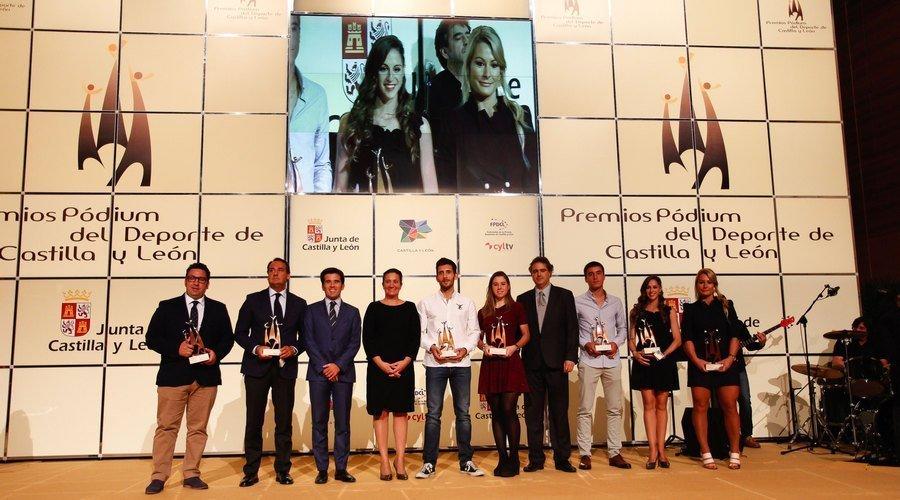 La Junta convoca la VI edición de los Premios Pódium del Deporte de Castilla y León