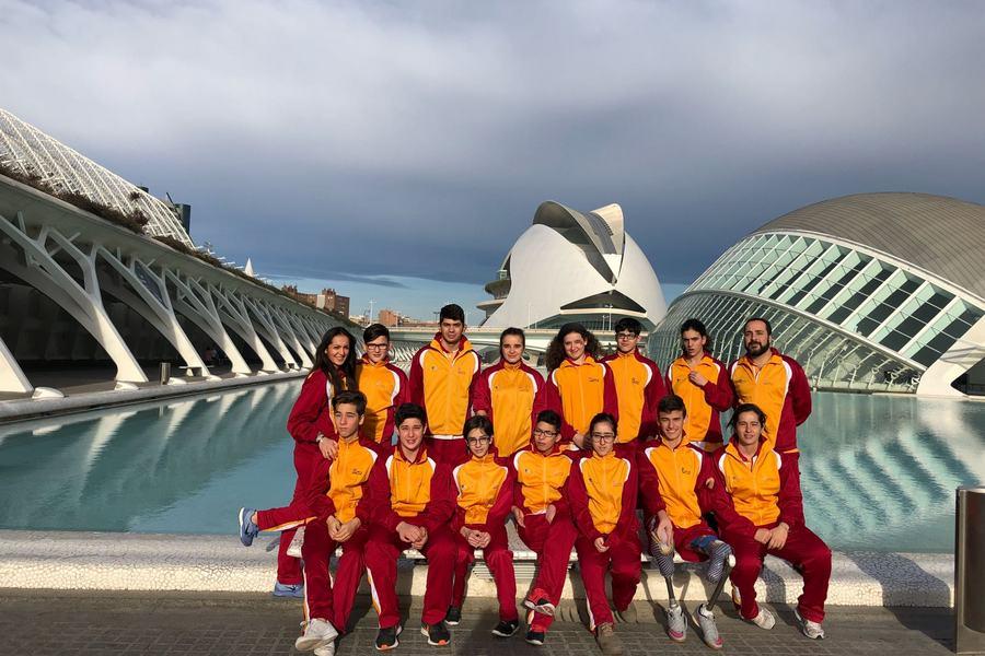 Castilla y León logra el bronce en el Campeonato de España AXA de Promesas
