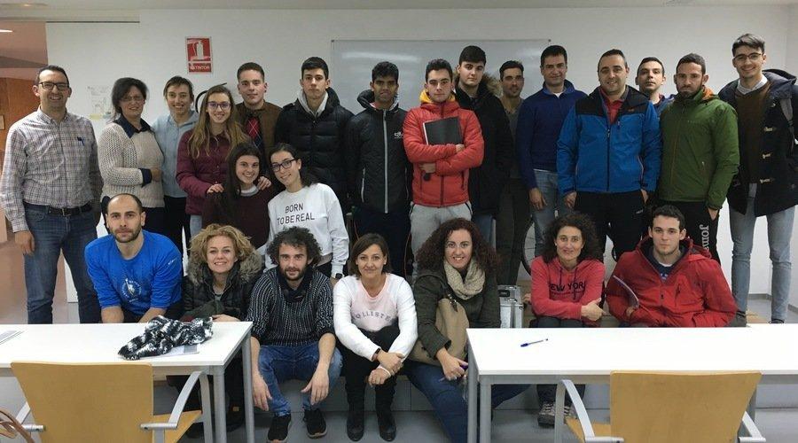Castilla y León contará con veinte nuevos oficiales de Nivel 1 de Triatlón