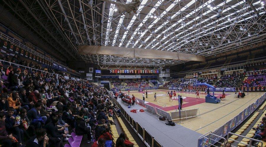 Valladolid se vuelca con el baloncesto y llena el Pisuerga para ver finales de gran calidad que coronan a Madrid y Cataluña