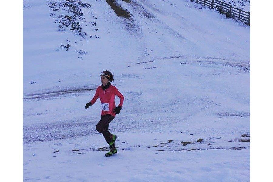 El III Snow Cross de Leitariegos abre la temporada de carreras de montaña organizadas por la FDMESCYL
