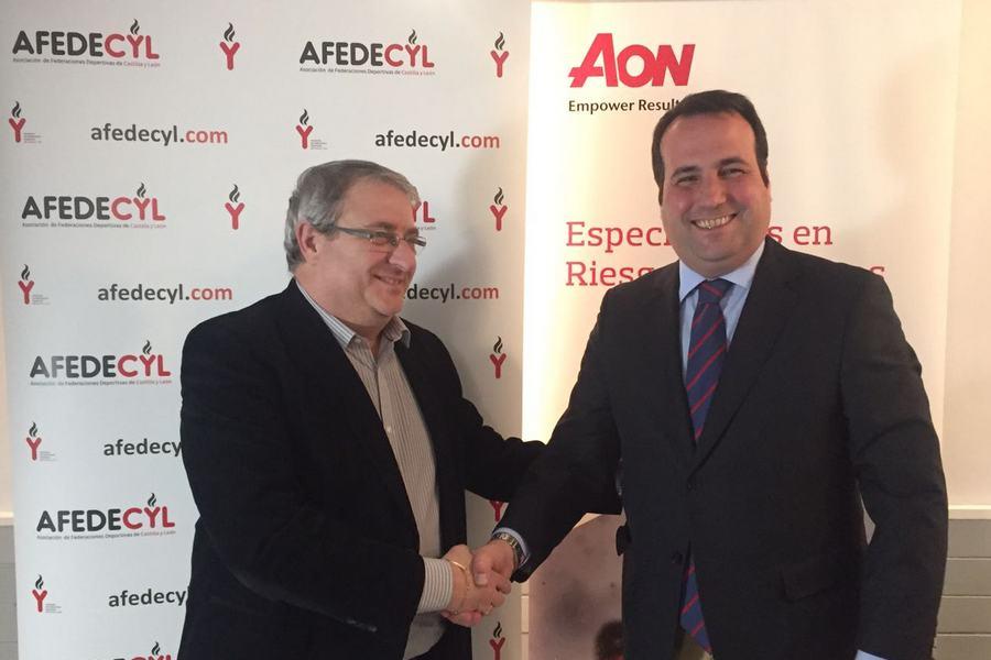 AON y Afedecyl se unen para favorecer al deporte federado de Castilla y León y promocionar el deporte base