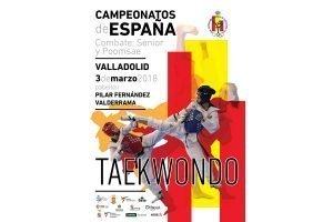 Campeonato de España de Taekwondo @ Valladolid. | Valladolid | Castilla y León | España