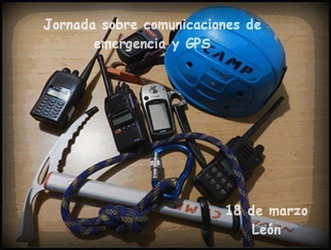 Jornada sobre comunicaciones de emergencia y GPS, recursos tecnológicos para nuestra seguridad