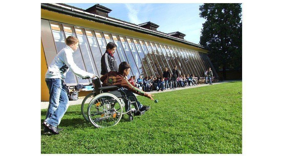 'Tiempos Paralímpicos' llegará a 7.000 niños de 70 centros diferentes de Castilla y León durante este curso