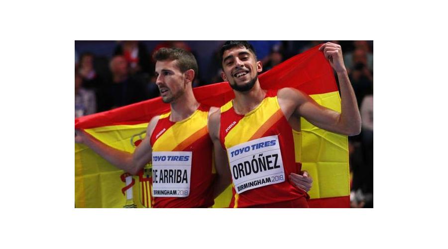 Los atletas de Castilla y León, protagonistas en el Mundial de Birmingham