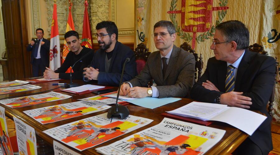 Valladolid acoge el campeonato de España absoluto de Taekwondo el sábado 3 de marzo