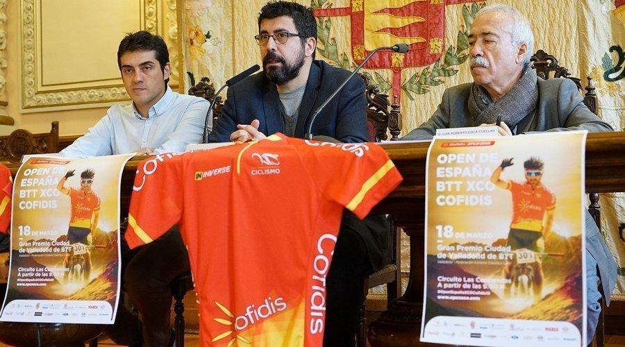 El Cerro de las Contiendas acoge una nueva prueba del Open de España BTT XCO Cofidis