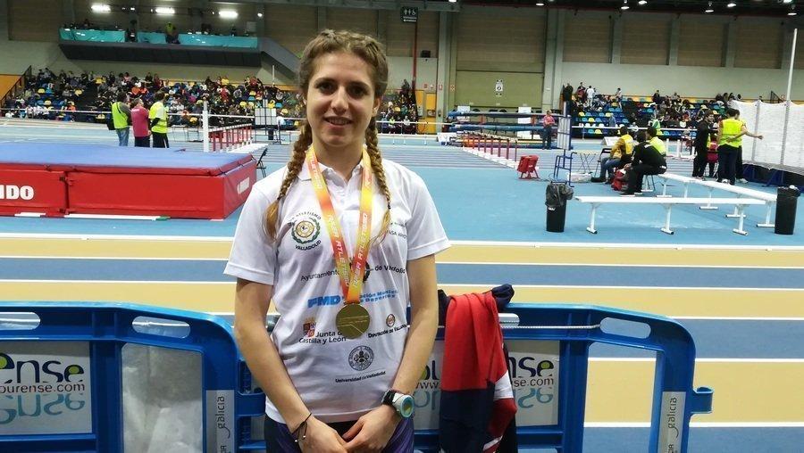 Castilla y León logra once medallas en el Campeonato de Atletismo Sub20