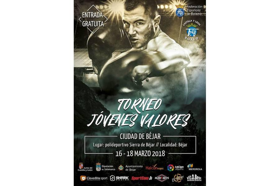 Béjar acoge el Torneo de Boxeo Jóvenes Valores desde el 16 al 18 de marzo