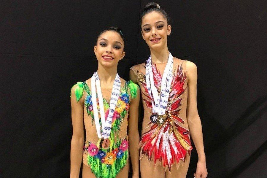 Olatz Rodríguez y Paula Serrano logran cinco medallas en el Torneo Internacional de Lisboa