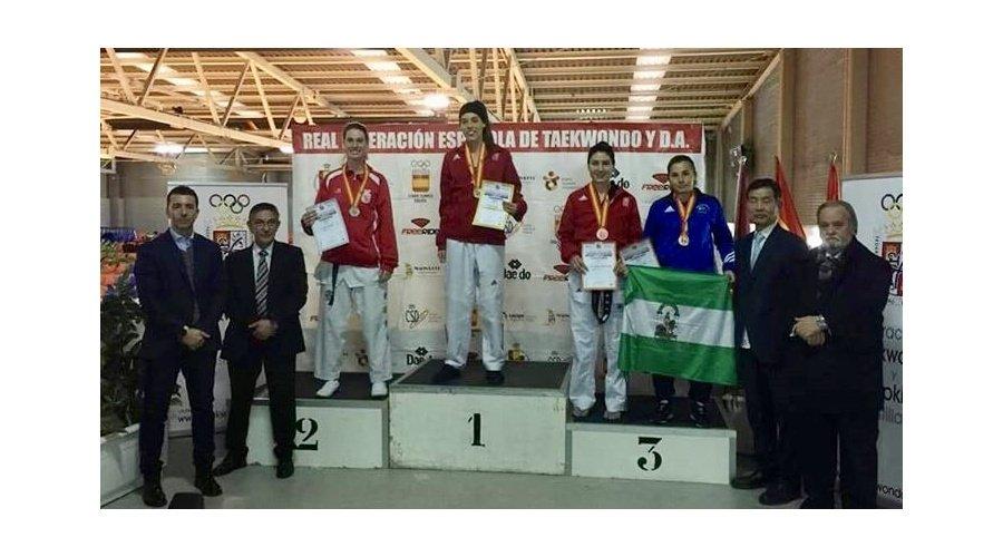 Dos medallas para Castilla y León en el campeonato de España de Taekwondo