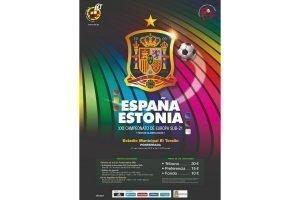 XXII Campeonato de Europa Fútbol sub21 España-Estonia @ Ponferrada. León. EL Toralín. | Ponferrada | España