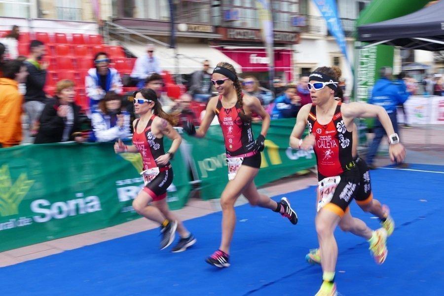 Soria alcanza cifra récord de participación en el Campeonato de España de Duatlón