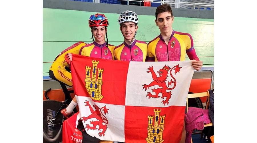 10 medallas para Castilla y León en el Campeonato de España de Pista Junior y Cadete