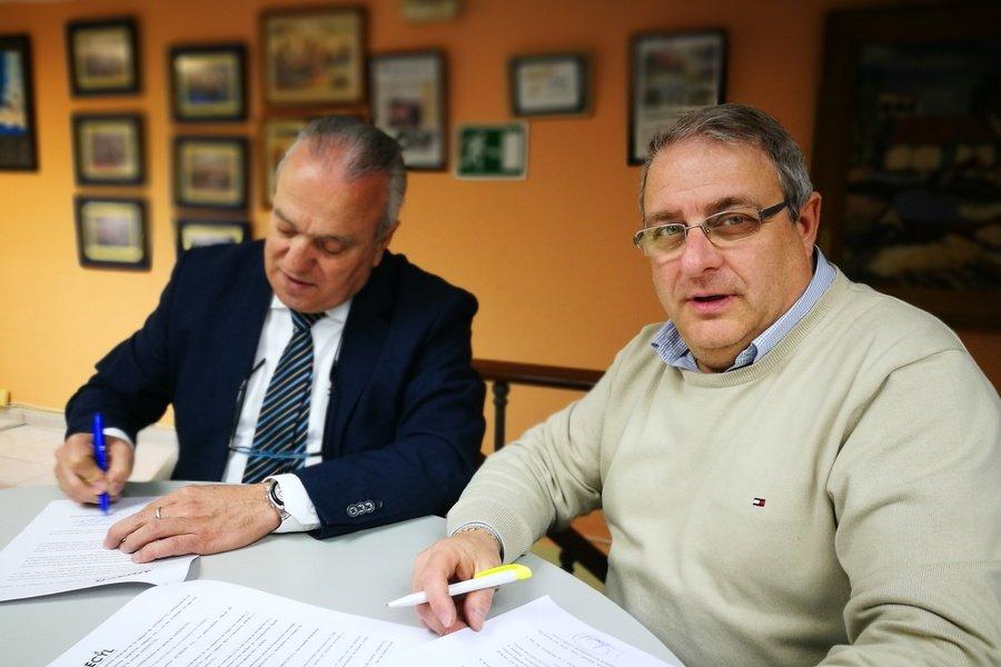 Afedecyl y Rubi5 firman un convenio de colaboración para ofrecer a las federaciones importantes descuentos