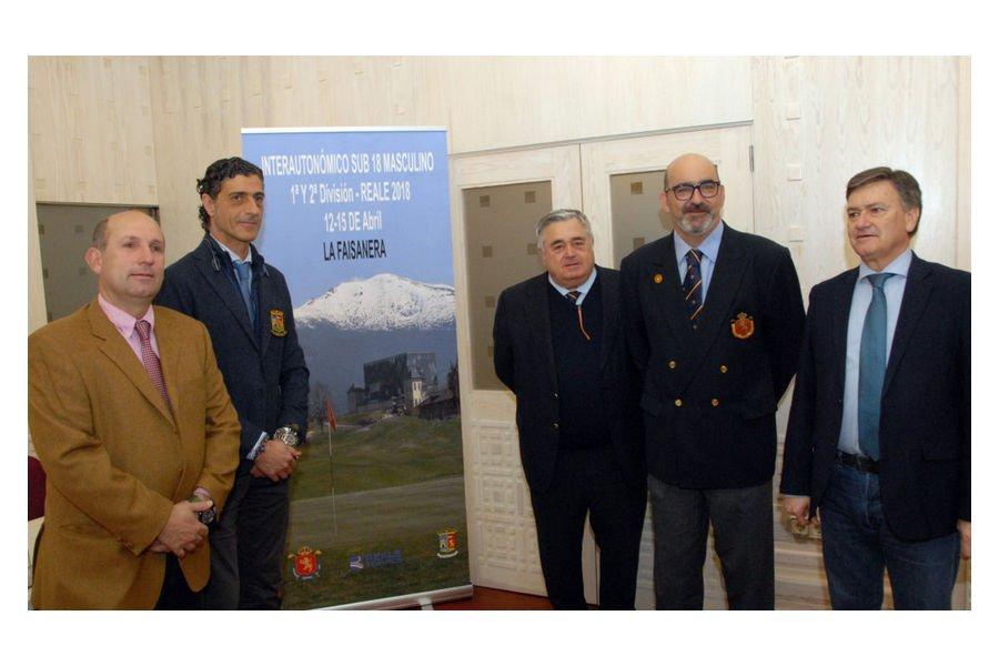 Los 84 mejores golfistas juveniles se dan cita en Segovia en busca del título nacional de 1ª y 2ª División