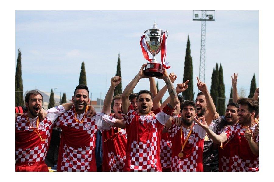 Castilla y León jugará por tercer año consecutivo la ronda final de la copa europea de regiones de fútbol
