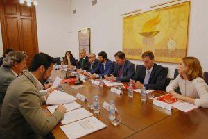 Reunión de Trabajo en Barcelona
