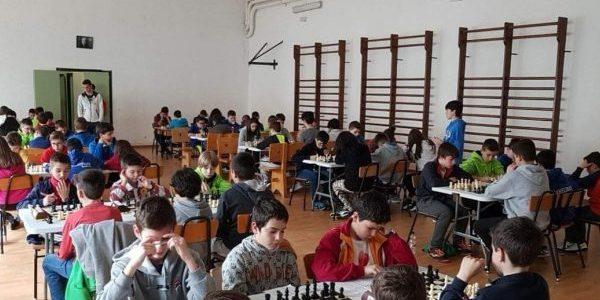 Campeonato de Ajedrez Autonómico en Edad Escolar