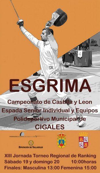 Campeonato de Castilla y León Espada Individual y Equipos (Masculina y Femenina)