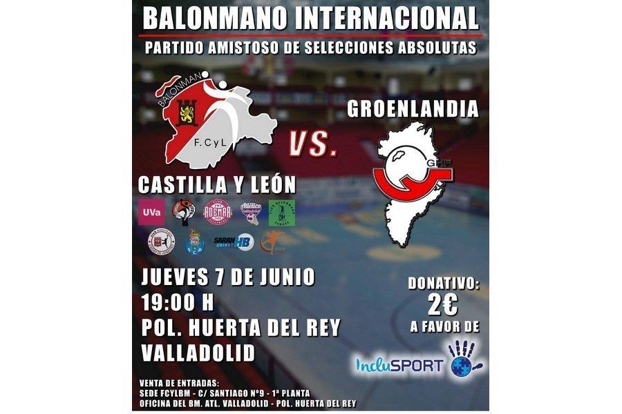 Castilla y León, dirigida por Juan Carlos Pastor, debuta el 7 de junio en Huerta del Rey contra Groelandia
