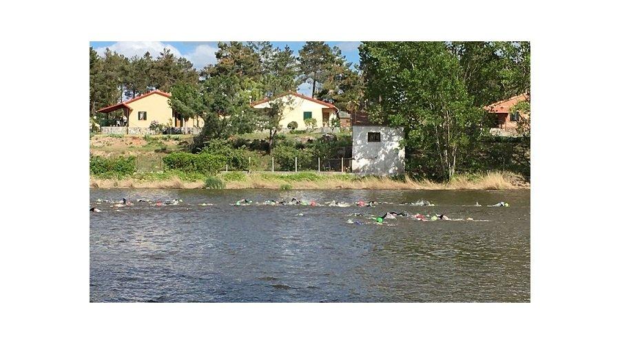 Caleya y Regidor dan por inaugurada la temporada de triatlón en la Comunidad
