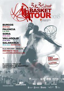 3x3 Street Basket Tour @ Burgos | Burgos | Castilla y León | España