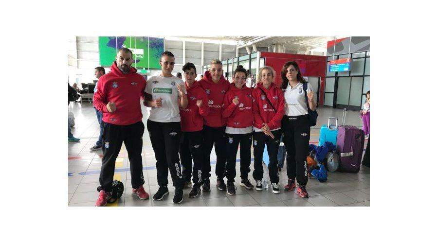 La segoviana Lara García acude al campeonato de Europa Élite de boxeo