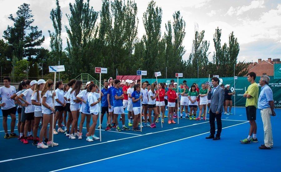 El mejor tenis juvenil de España en las pistas de Covaresa del 9 al 15 de julio