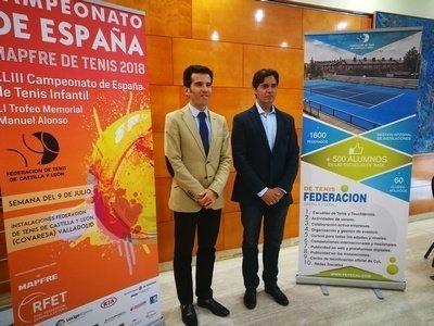 Campeonato de España de Tenis Infantil