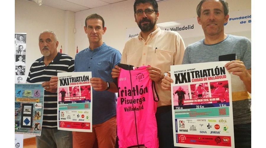 ¿Quieres participar en el XXI Triatlón Ciudad de Valladolid?