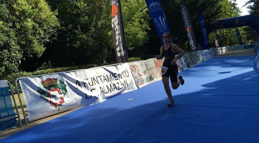 El mejor triatlón nacional se cita en Almazán el 14 y 15 de julio