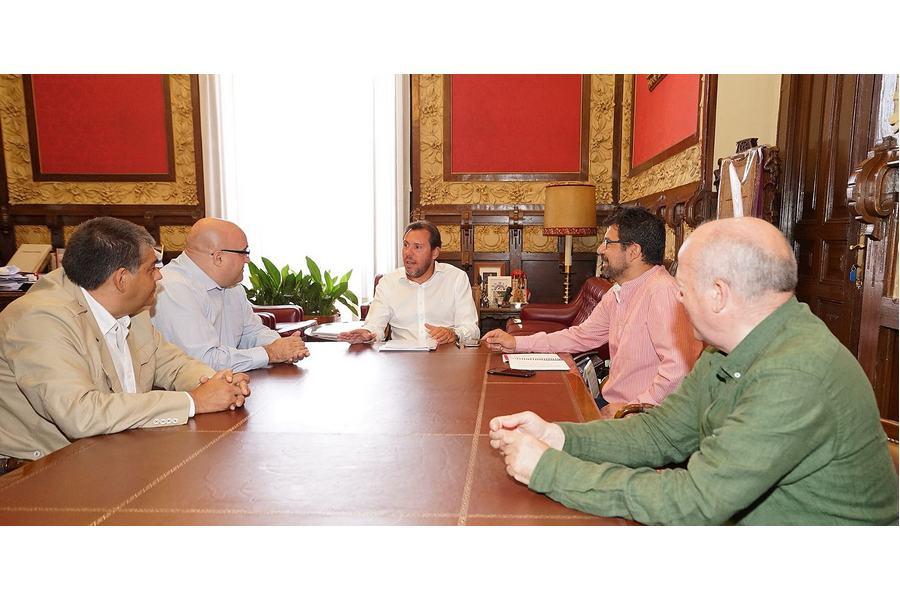 La Federación de Boxeo confía en que Valladolid acoja la Liga4Boxing a partir de noviembre