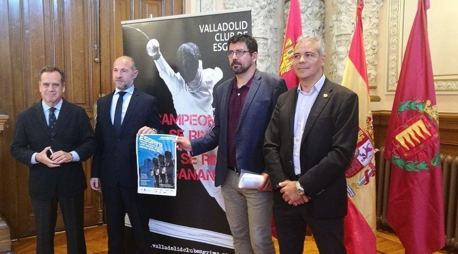 Las mejores espadas femeninas se miden en Valladolid el 20 y 21 de octubre