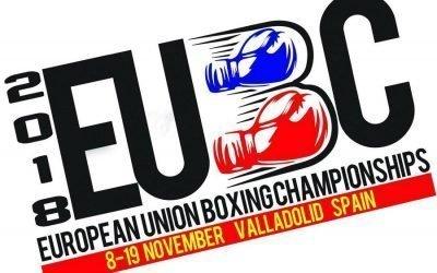 ¿Quieres formar parte de la organización de un Campeonato Europeo de Boxeo?