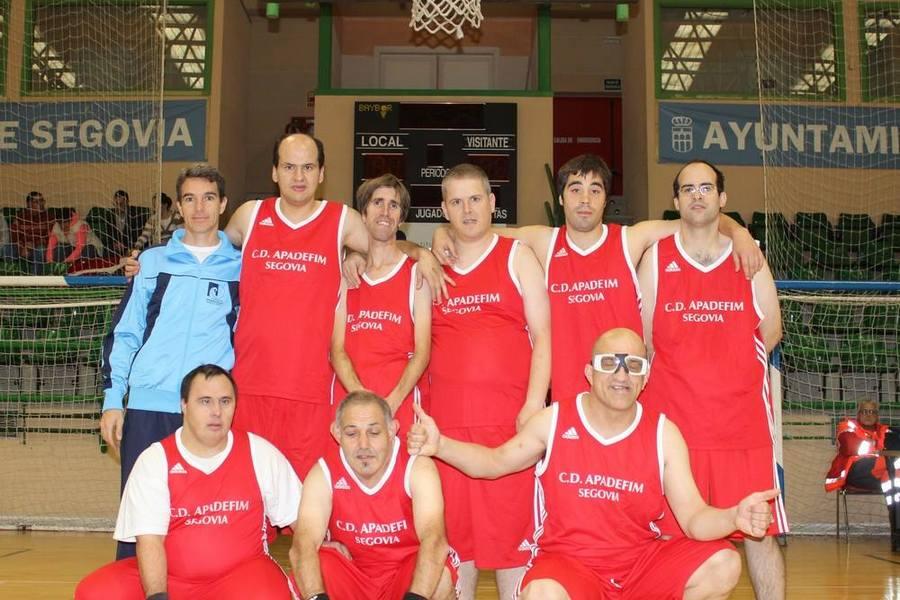 La Liga Special Olympics-Plena Inclusión aterriza este sábado en Segovia