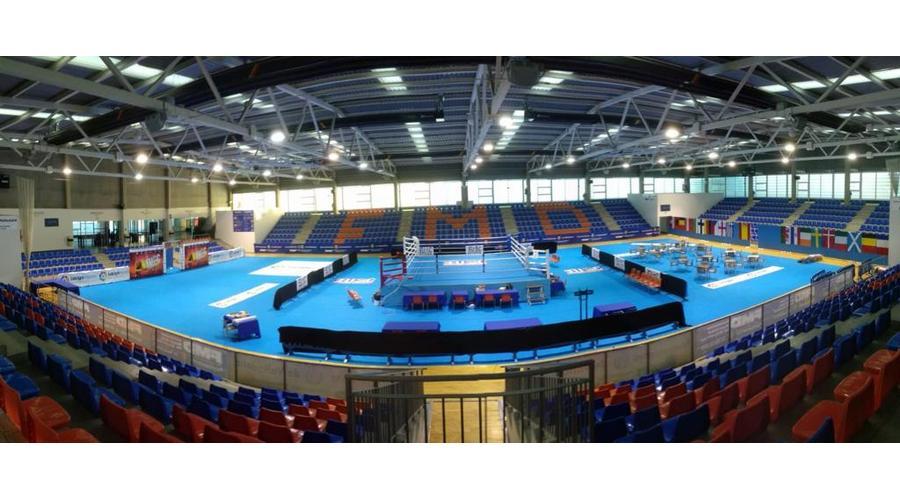 Más de 300 púgiles, árbitros y técnicos, en el campeonato de la Unión Europea de Boxeo que arranca mañana