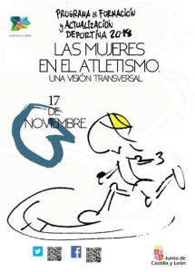 Las mujeres en el atletismo, una visión transversal @ Valladolid. CEAR Río Esgueva | Valladolid | Castilla y León | España