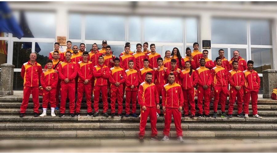 El boxeo de Castilla y León triunfa en los campeonatos de España Júnior y Joven consiguiendo 16 medallas