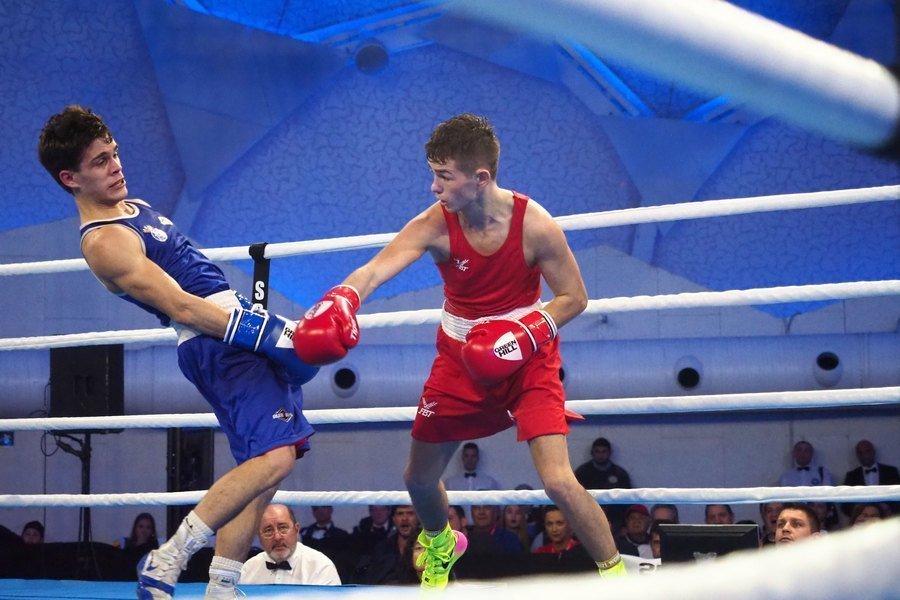 Un oro, una plata y dos bronces, balance de España, en los Campeonatos de Boxeo de la Unión Europa