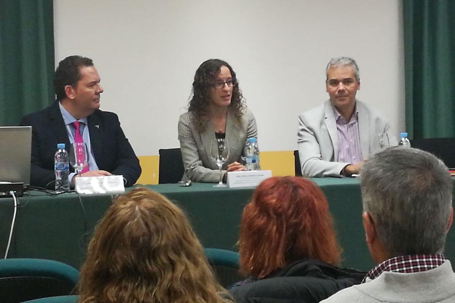Afedecyl participa en la Jornada 'Psicología y Deporte Infantil' celebrada en la Universidad Miguel de Cervantes