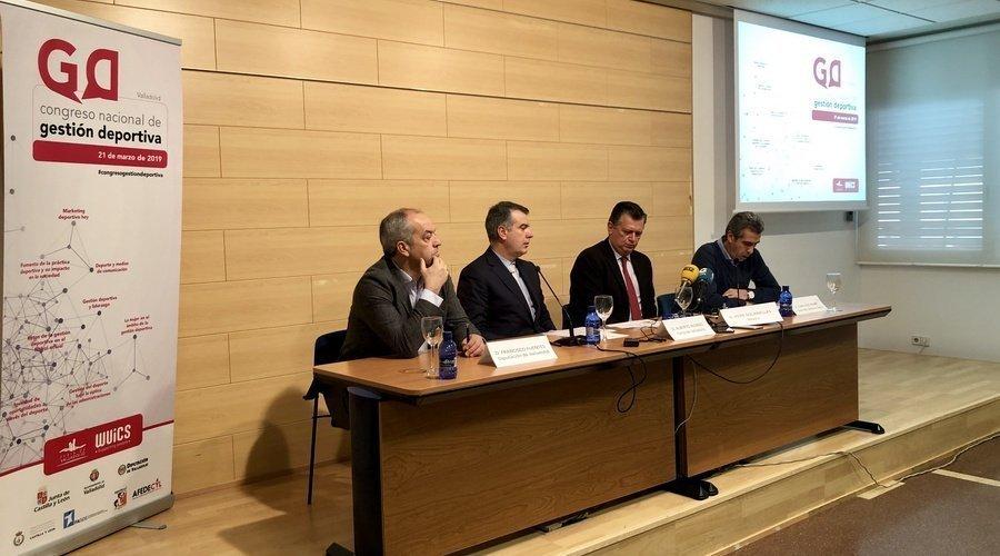 Valladolid acogerá el I Congreso Nacional de Gestión Deportiva en marzo