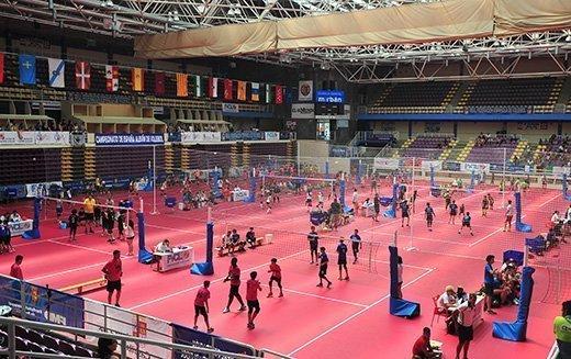 231 equipos de voleibol cadete y juvenil participan en la Copa de España en Valladolid hasta el 30 de diciembre