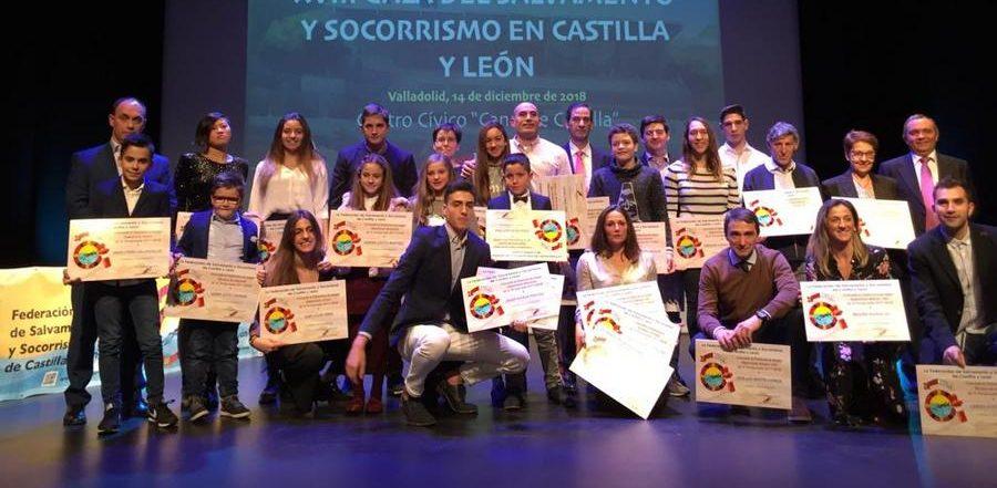 El Salvamento y Socorrismo de Castilla y León reconocerá los logros de sus deportistas en su XIX Gala anual