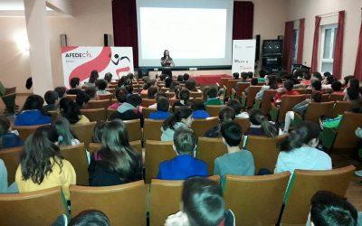 Afedecyl fomenta la igualdad en los centros educativos de Castilla y León a través de sus 'Embajadoras de la Igualdad'